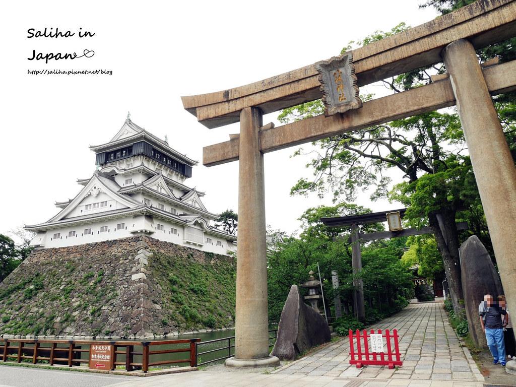 日本自由行福岡小倉城 (7)