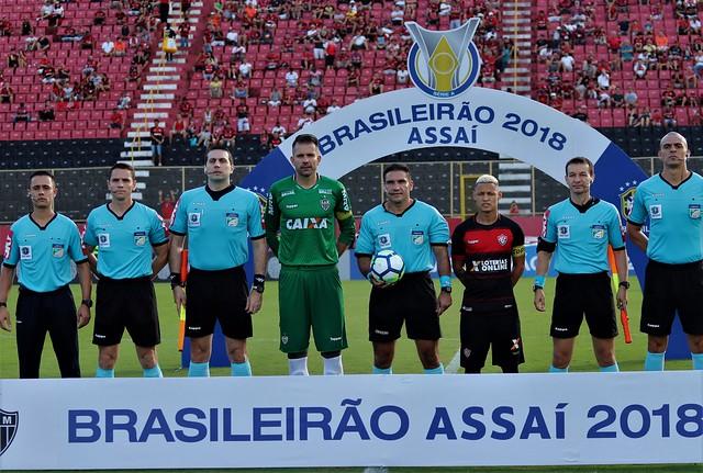 BRASILEIRÃO - VITÓRIA X ATLÉTICO MG - FOTOS: MAURÍCIA DA MATTA / EC VITÓRIA