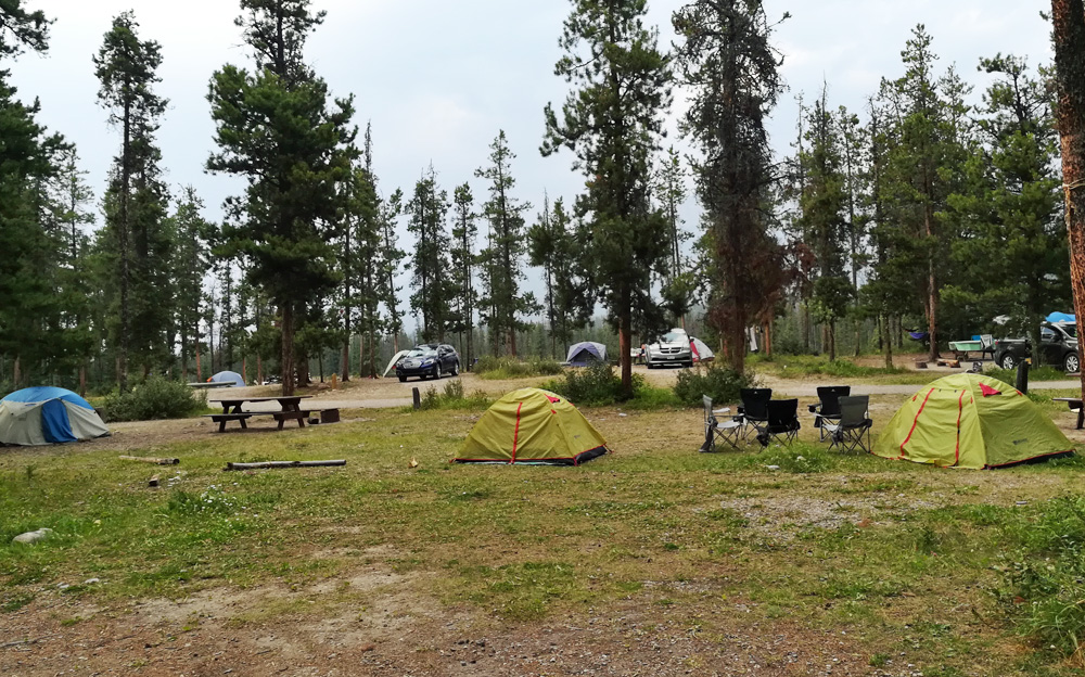 banff-campgrounds