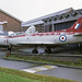 Supermarine Swift F Mk.7 XF114 9-8-75