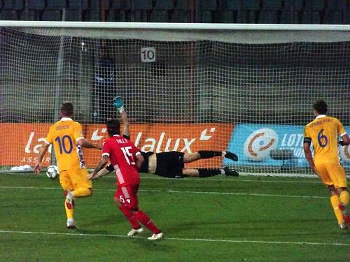 Luxembourg 4:0 Moldova