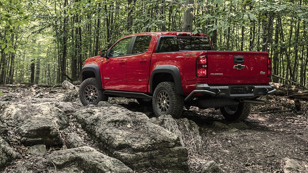 Chevrolet Colorado ZR2 Bison 2