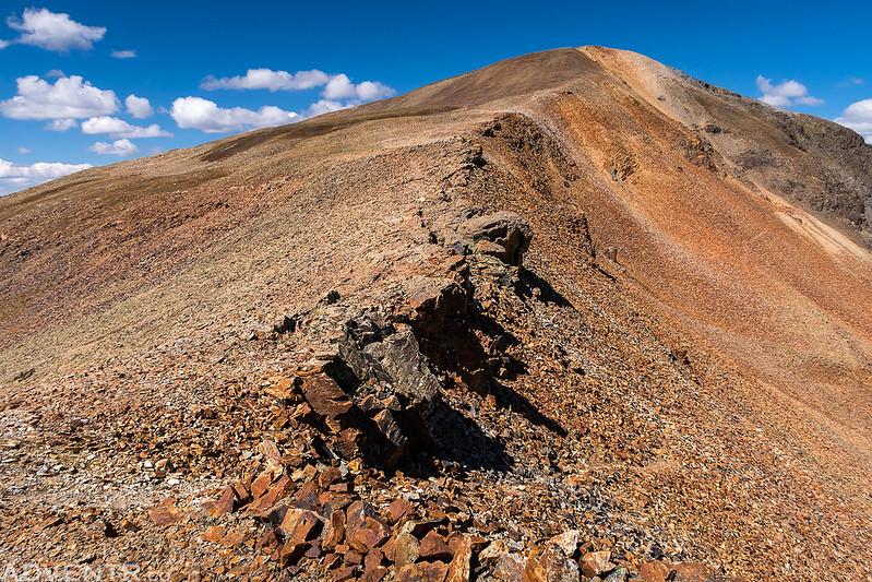 Cinnamon Mountain Ridge