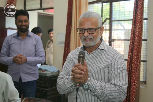 Narinder Singh from Sant Nirankari Colony, Delhi, expresses his views