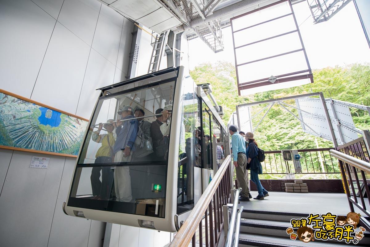 日本名古屋新穗高高空纜車(昇龍道票卷)-11