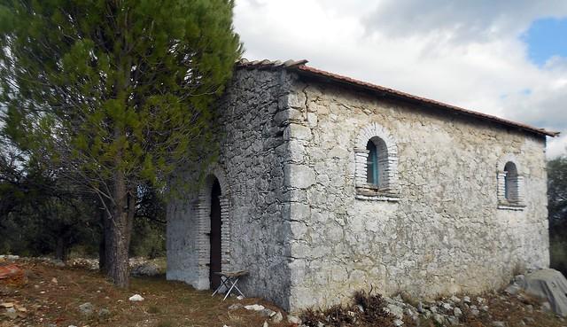 Ναός Αγίας Παρασκευής στην Κατούνα Λευκάδας