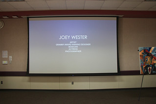 WHCL Welcomes Joey Wester: Student Perspective