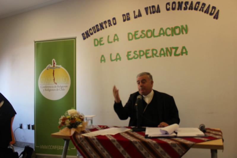 Encuentro de Mons Rodriguez Carballo con Formadores