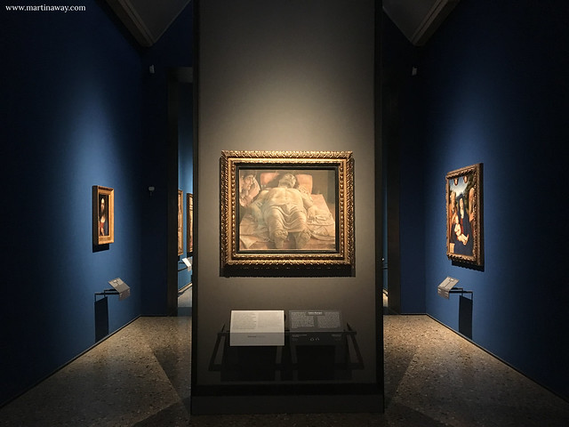 Cristo Morto di Mantegna, sala 6