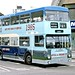 Astill & Jordan, Ratby: 1 (TGX710M) in 65th Anniversary commemorative livery in Humberstone Gate, Leicester