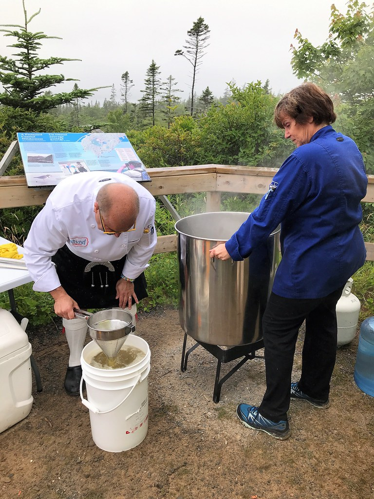 The Kilted Chef - Nova Scotia Seafood Boil