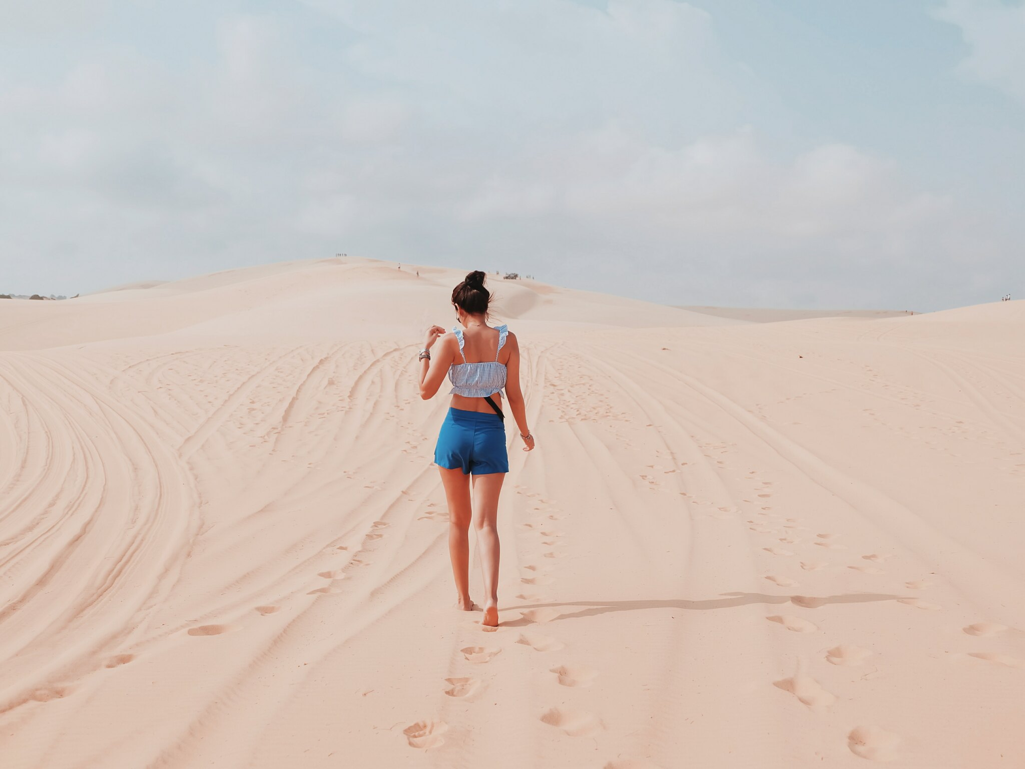 White Sand Dunes Vietnam Travel Ruth dela Cruz