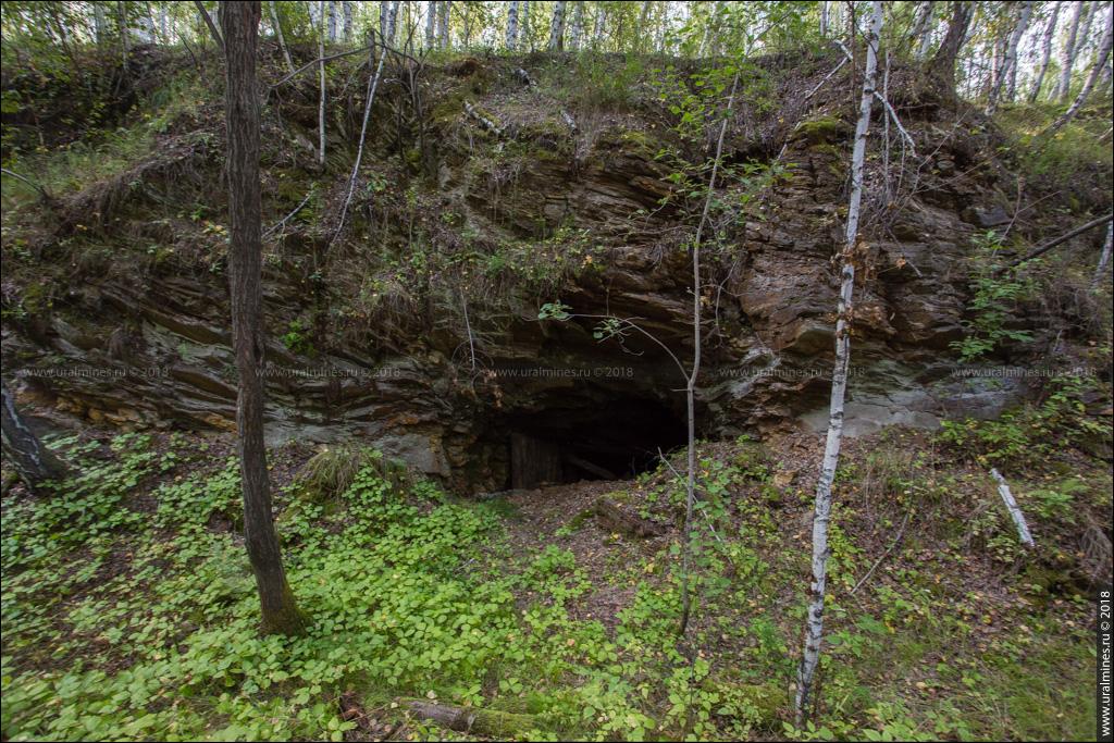 Вишневогорский рудник: Саламатинский участок