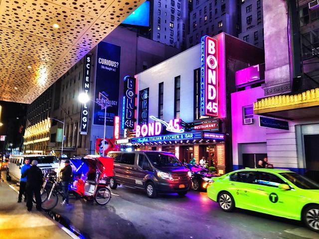 Neon New York City
