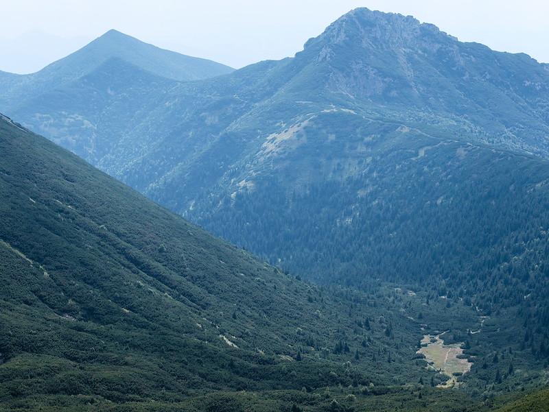 Sivý vrch i Ostrá