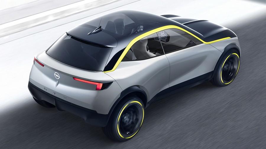 Opel GT X Experimental 4