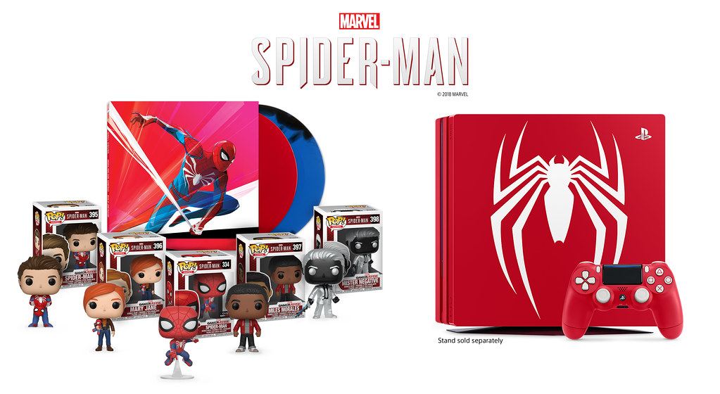 Marvel's Spider-Man Countdown to Launch