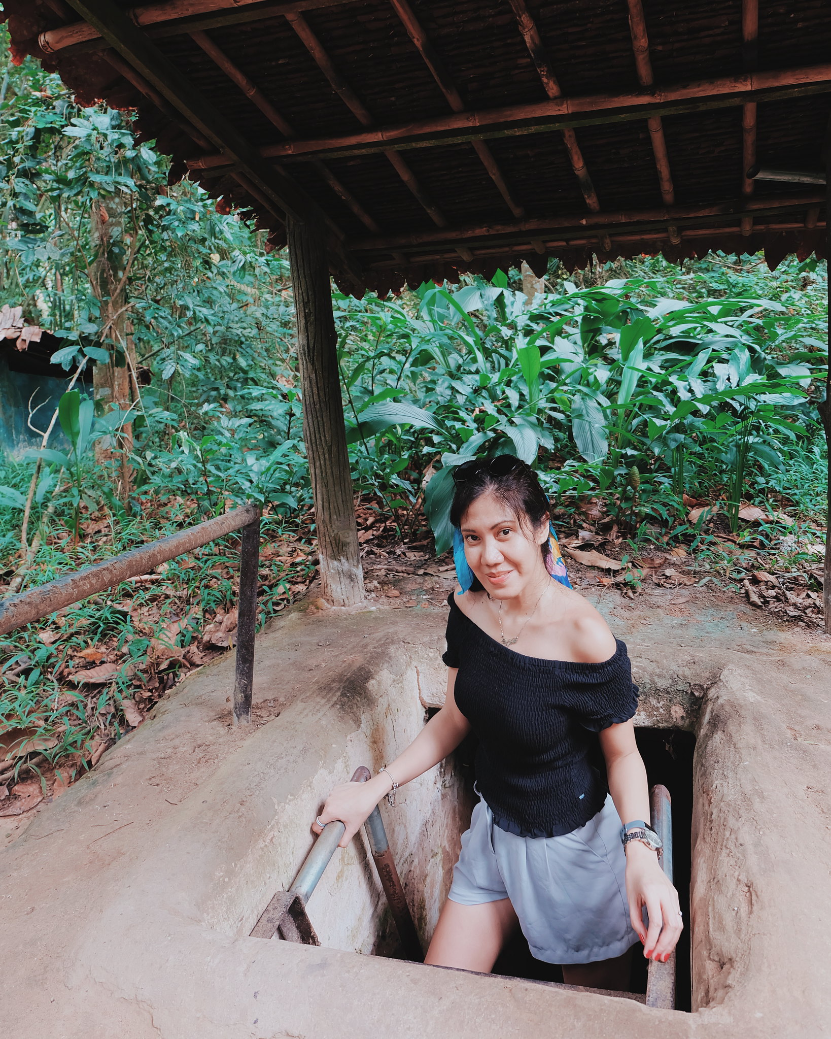 24 Hours in Ho Chi Minh  Cu Chi Tunnels
