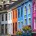 Edinburgh Colours by albireo 2006