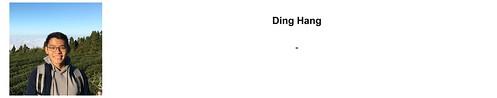Ding Hang
