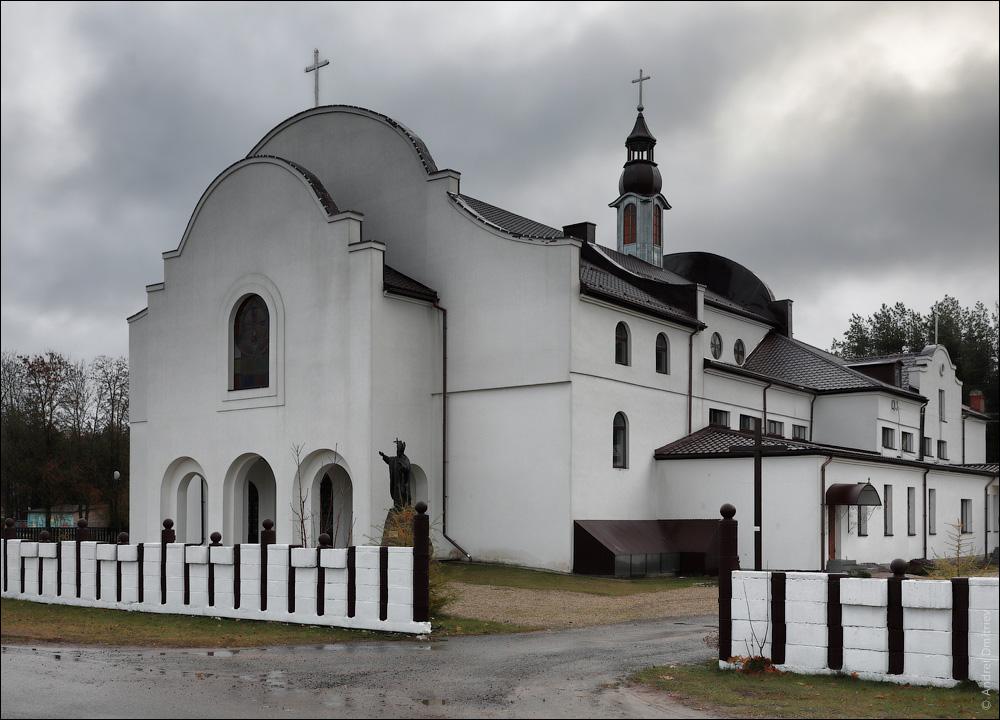 Шумилино, Беларусь, Костел Богоматери Фатимской