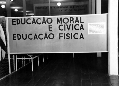 Educação Moral e Cívica e Educação Física na Exposição Nacional do Estado Novo