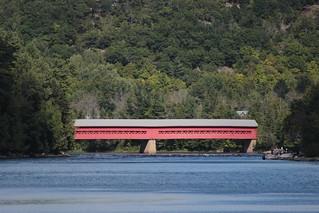 Gendron Covered Bridge