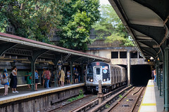 Prospect Park Subway Station, Brooklyn, New York, USA