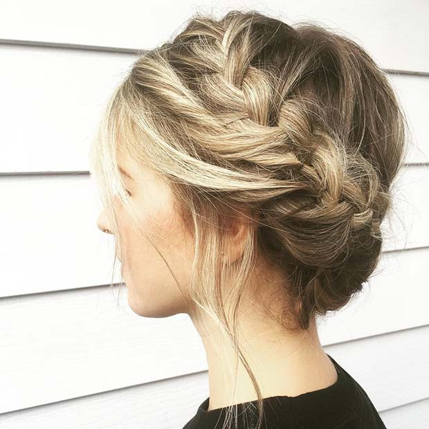 Best NYE Updo Ideas 2019 For Women- Awesome Hairstyles 1