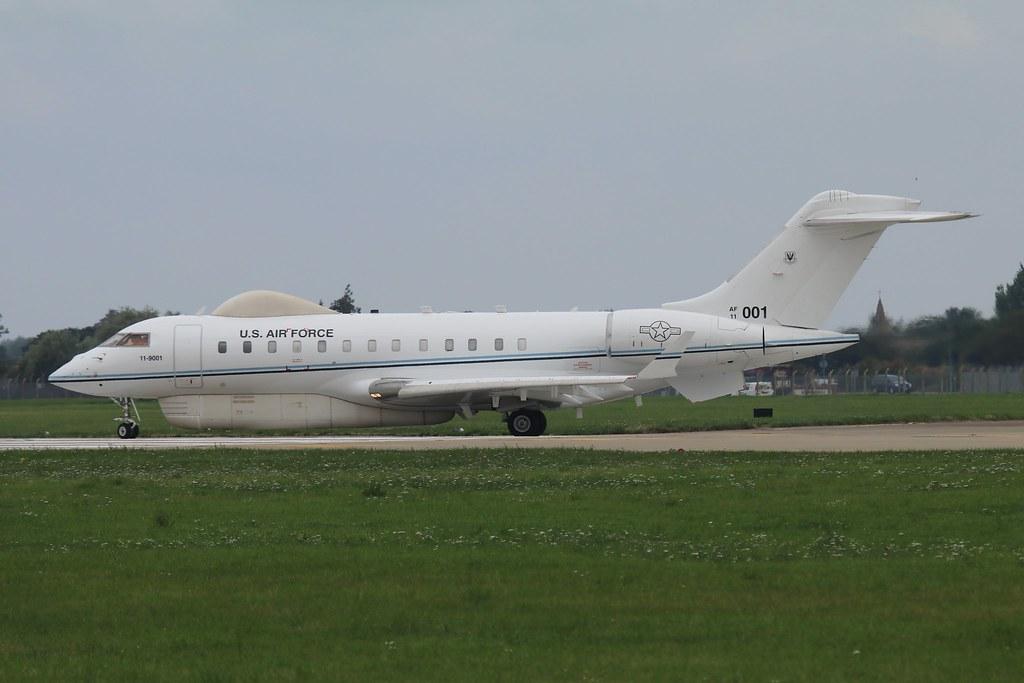 Bombardier Global 6000 / E-11A ile ilgili görsel sonucu