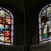 Paris : vitraux de l'église Saint-Augustin