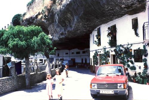 スペイン地中住宅