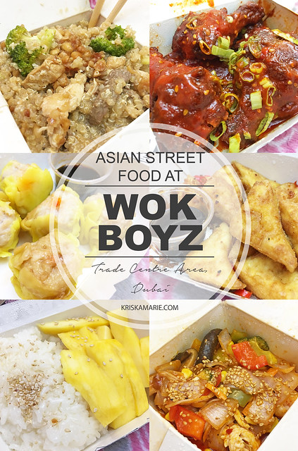 Asian Street Food at Wok Boyz