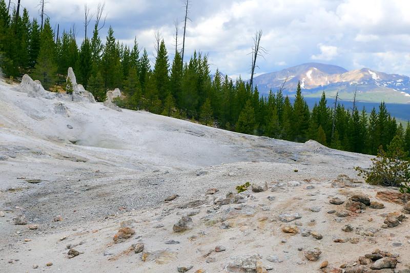 IMG_8867 Monument Geyser Basin, Yellowstone National Park