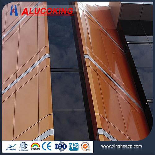 aluminum cladding panel