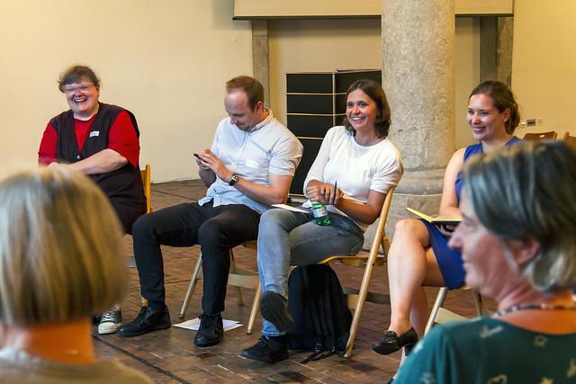 Campus für Demokratie vernetzt in Solothurn 17.09.2018