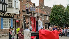 YMPST waggon play performance, College Green, 16 September 2018 - 07