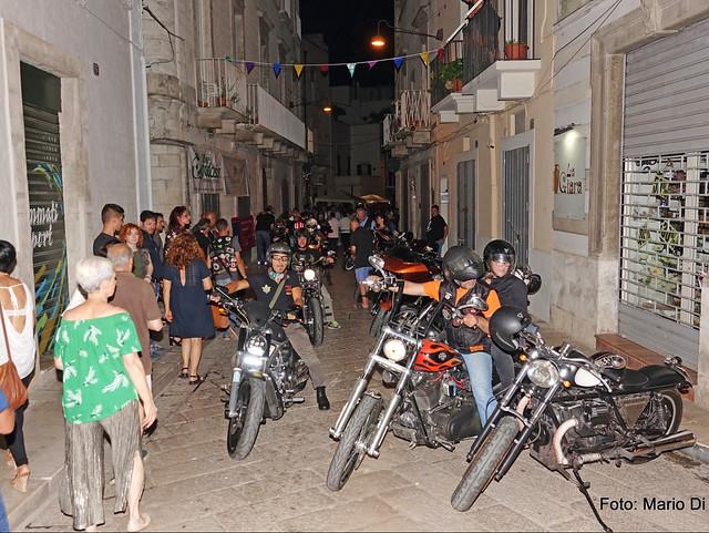 motoraduno Harley Davidson