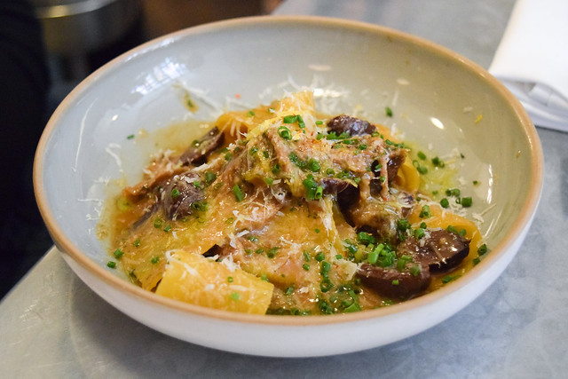 Lamb Ragu at Frenchie, Covent Garden