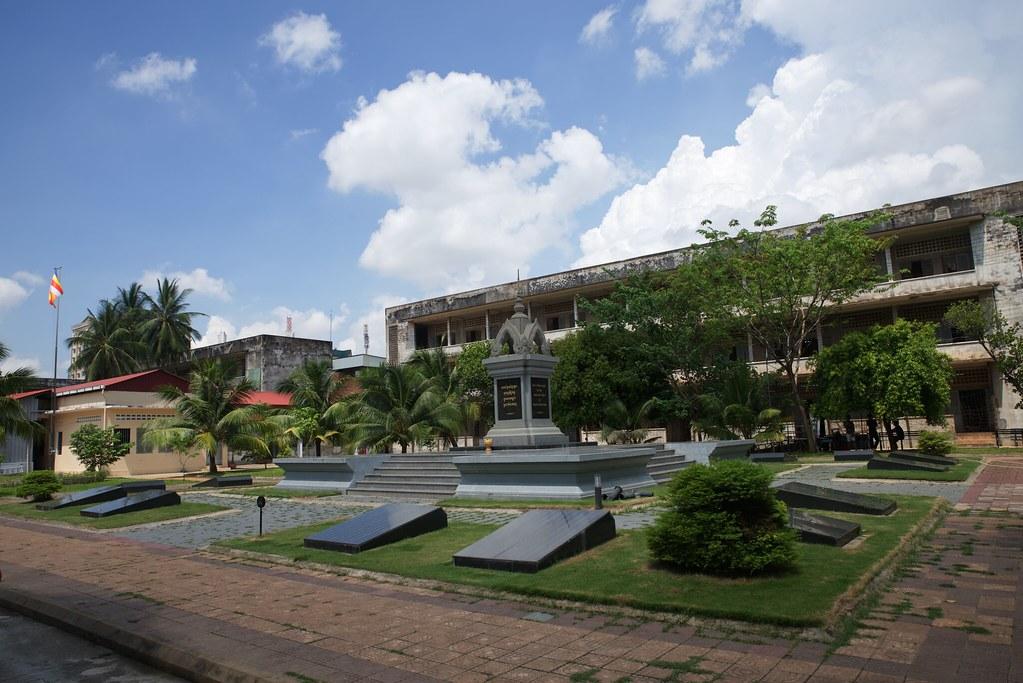 S21 tuol sleng phnom penh