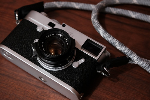 Leica M10 with Summilux 35mm