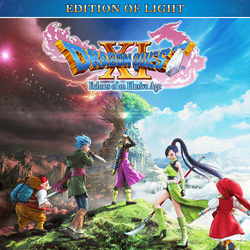 DRAGON QUEST XI – Digital Edition of Light