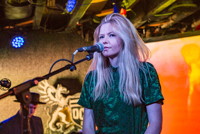 Still Corners @ DC9, Washington DC, 09/09/2018