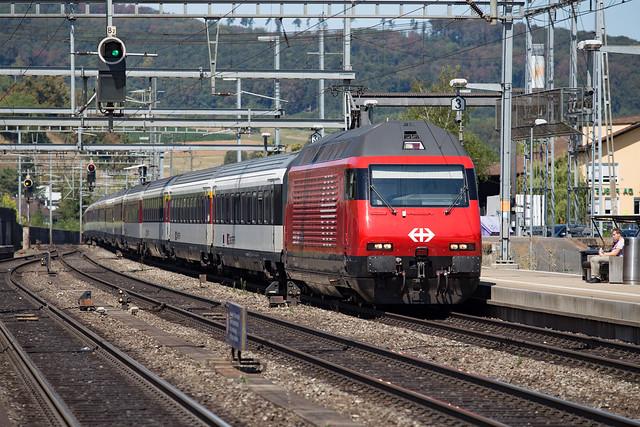 SBB Re 460 103 Liestal