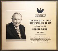 Bob Bush Conference Room Dedication-19