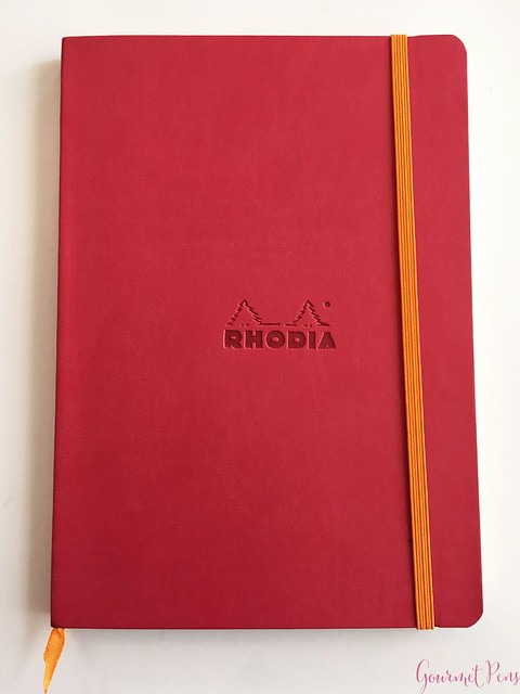 Rhodia Rhodiarama Softcover Notebook @exaclair @exaclairlimited 1