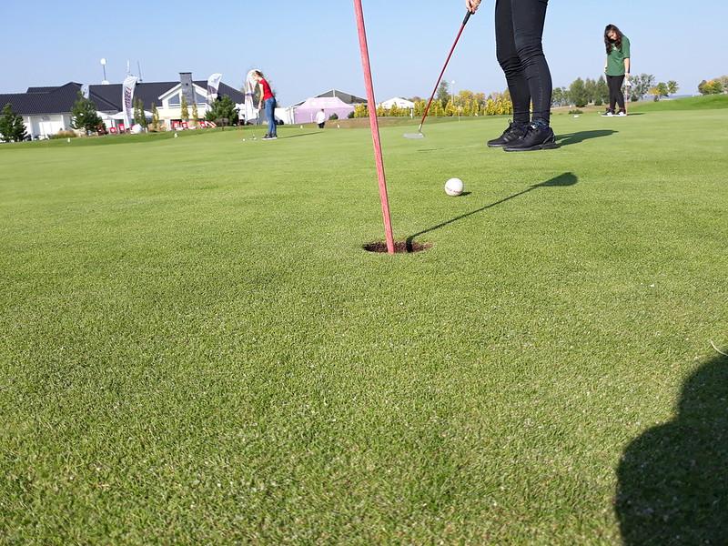 Szkolny sezon golfowy rozpoczęty!