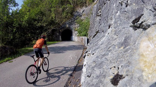 The Montbautier Tunnel