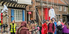 YMPST waggon play performance, College Green, 16 September 2018 - 14