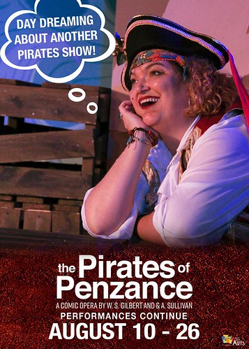 """The Pirates of Penzance"" Presented by CFCArts Theatre"